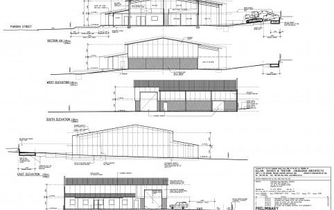 Large Equipment Maintenance Facility – Newman