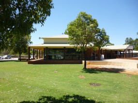 Whiteman Park - Visitors Centre