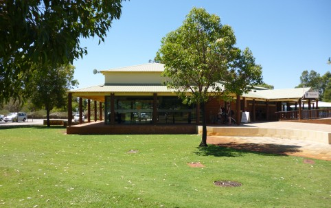 Whiteman Park – Visitors Centre