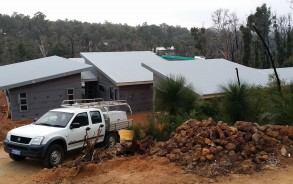 Stoneville residence